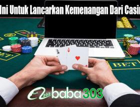 Lakukan Ini Untuk Lancarkan Kemenangan Dari Casino Online