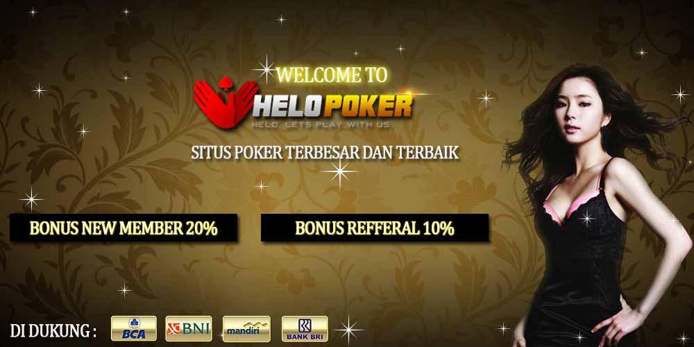 bonus qq poker online terbesar