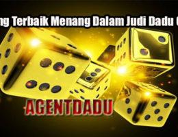 Peluang Terbaik Menang Dalam Judi Dadu Online